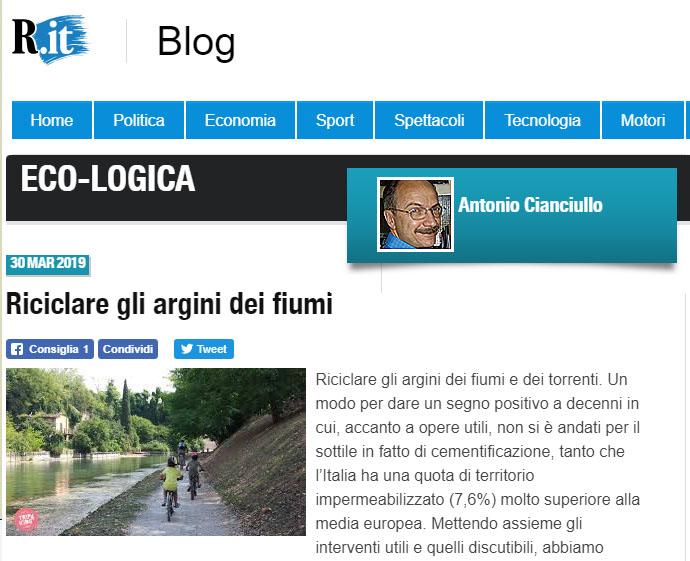 Blog Eco-logica