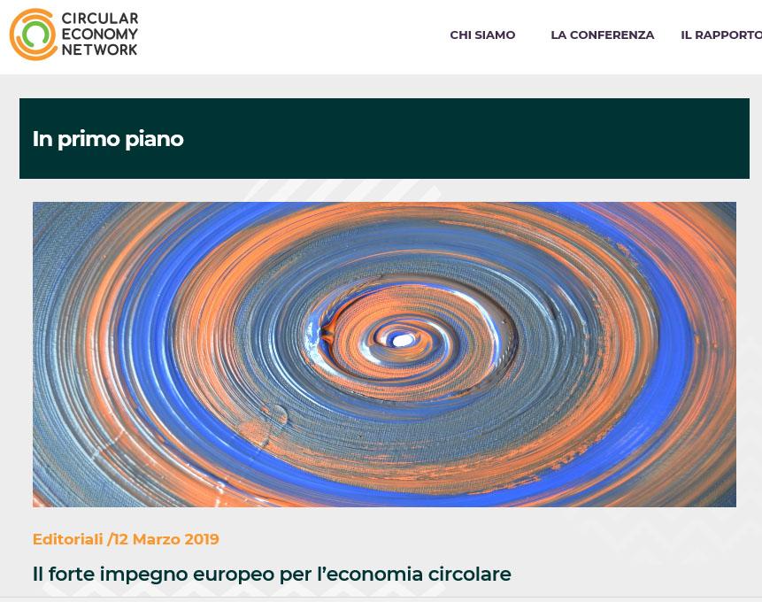 Circular economy network