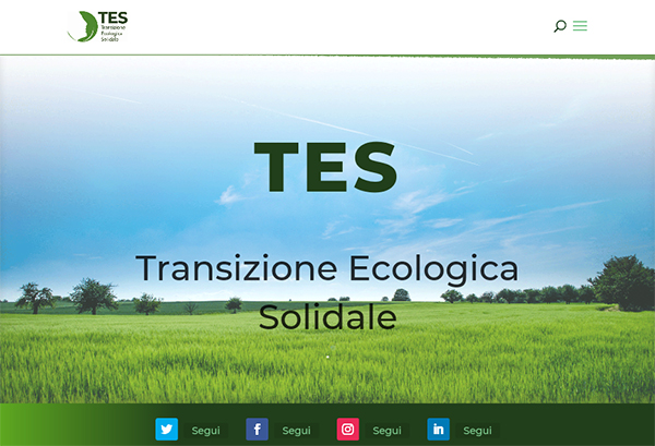 TES – Transizione Ecologica Solidale